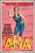 Anna - Argentinian Movie Poster (xs thumbnail)