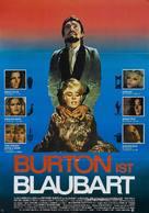 Bluebeard - German Movie Poster (xs thumbnail)
