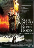 Robin Hood - Danish Movie Poster (xs thumbnail)