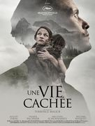 A Hidden Life - French Movie Poster (xs thumbnail)