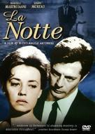 La notte - Movie Cover (xs thumbnail)