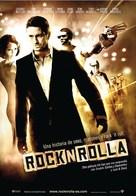 RocknRolla - Spanish Movie Poster (xs thumbnail)