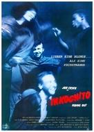 Hiding Out - German poster (xs thumbnail)
