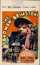 The Bad Man of Brimstone - Movie Poster (xs thumbnail)