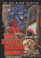 The Flesh and Blood Show - DVD cover (xs thumbnail)