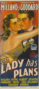 The Lady Has Plans - Australian Movie Poster (xs thumbnail)