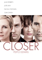Closer - Brazilian poster (xs thumbnail)