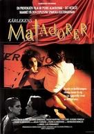 Matador - Swedish Movie Poster (xs thumbnail)