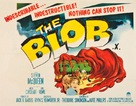 The Blob - British Movie Poster (xs thumbnail)