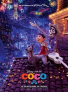 Coco - French Movie Poster (xs thumbnail)