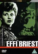 Effi Briest - British DVD movie cover (xs thumbnail)