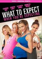 What to Expect When You're Expecting - DVD movie cover (xs thumbnail)