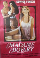 Die nackte Bovary - Spanish Movie Poster (xs thumbnail)