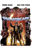 Dreamscape - DVD cover (xs thumbnail)
