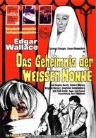 The Trygon Factor - German Movie Poster (xs thumbnail)