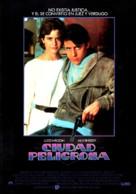 Blue City - Spanish Movie Poster (xs thumbnail)