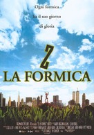 Antz - Italian Movie Poster (xs thumbnail)