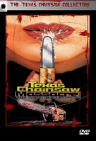 The Return of the Texas Chainsaw Massacre - German DVD cover (xs thumbnail)