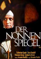 Storia di una monaca di clausura - German Movie Poster (xs thumbnail)
