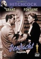 Suspicion - German DVD cover (xs thumbnail)