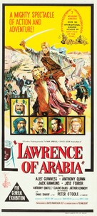 Lawrence of Arabia - Australian Movie Poster (xs thumbnail)