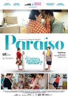 Paraíso - Spanish Movie Poster (xs thumbnail)
