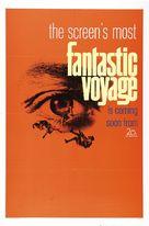 Fantastic Voyage - Advance poster (xs thumbnail)