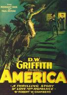 America - Movie Poster (xs thumbnail)