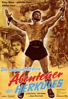 Le fatiche di Ercole - German Movie Poster (xs thumbnail)
