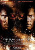 Terminator Salvation - Spanish Movie Poster (xs thumbnail)