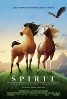 Spirit: Stallion of the Cimarron - Movie Poster (xs thumbnail)