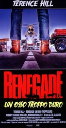 Renegade - Italian Movie Poster (xs thumbnail)