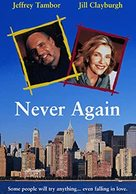 Never Again - British Movie Cover (xs thumbnail)