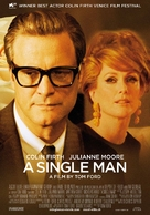 A Single Man - Swiss Movie Poster (xs thumbnail)