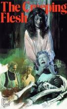 The Creeping Flesh - Norwegian VHS movie cover (xs thumbnail)