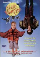 The Little Vampire - DVD cover (xs thumbnail)