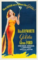 Gilda - Re-release movie poster (xs thumbnail)