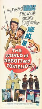 The World of Abbott and Costello - Movie Poster (xs thumbnail)