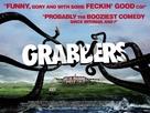 Grabbers - Irish Movie Poster (xs thumbnail)