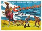Comanche - British Movie Poster (xs thumbnail)