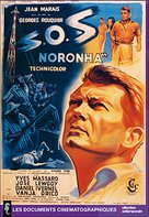 S.O.S. Noronha - French DVD cover (xs thumbnail)