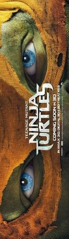Teenage Mutant Ninja Turtles - Movie Poster (xs thumbnail)