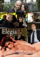 Elegy - Hungarian Movie Poster (xs thumbnail)