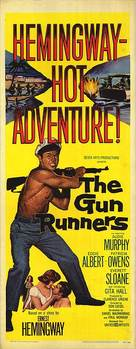 The Gun Runners - Movie Poster (xs thumbnail)
