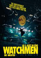 Watchmen - German Movie Poster (xs thumbnail)
