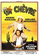 La chèvre - French Movie Poster (xs thumbnail)
