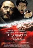 Les rivières pourpres - Movie Poster (xs thumbnail)