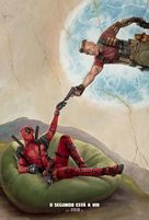 Deadpool 2 - Portuguese Movie Poster (xs thumbnail)
