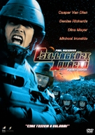 Starship Troopers - Hungarian DVD movie cover (xs thumbnail)
