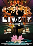 David Wants to Fly - Swiss Movie Poster (xs thumbnail)
